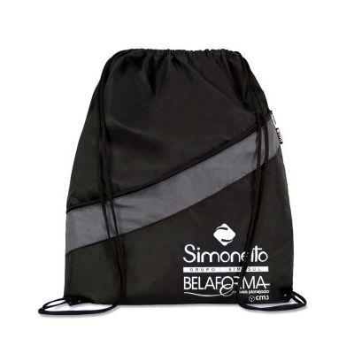 CM3 - Saco mochila Silver