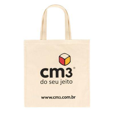cm3 - Sacola Ecobag personalizada para eventos