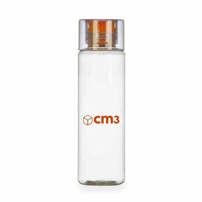 cm3 - Garrafa Transparente 600ml