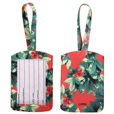 Tag tulipa personalizada. - CM3