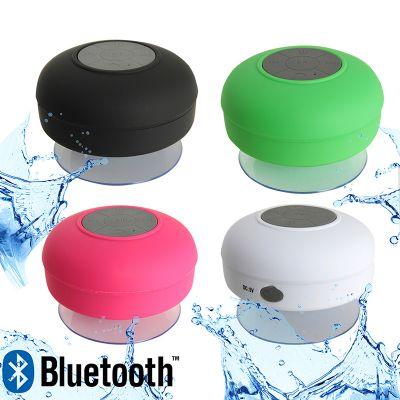 Plus Brindes - Mini caixa de som bluetooth.