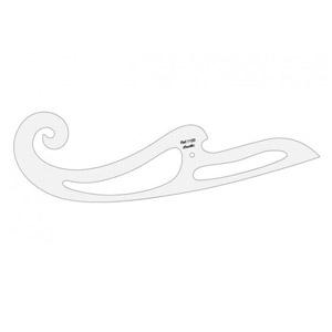 trident - Régua para corte e costura.