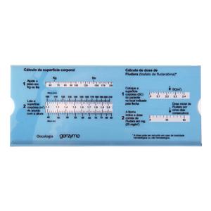 trident - Régua para uso médico.