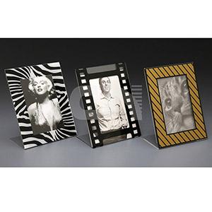 Porta retrato em acrilico cristal - CN Acrilycs