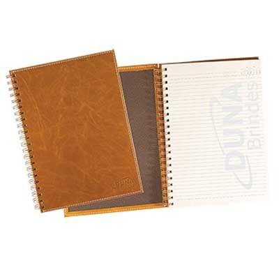 Caderno permanente - Duna Brindes