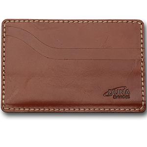 Porta-cartões confeccionado em couro legítimo, sintético ou ecológico - Duna Brindes