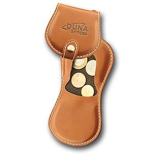 duna-brindes - Porta-moedas confeccionado em couro legítimo, sintético ou ecológico