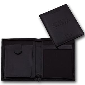 """Porta-Tablet 7"""" confeccionado em couro legítimo, sintético ou ecológico - Duna Brindes"""