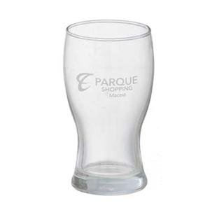 Dumont ABC Porcelanas Personalizadas - Copo personalizado em vidro frevo - 220 ml.