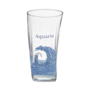 - Copo personalizado em vidro onda - 400 ml. Sua marca presente no dia a dia dos clientes.
