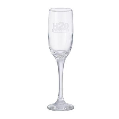Dumont ABC - Ta�a de champanhe Imperatriz em vidro.