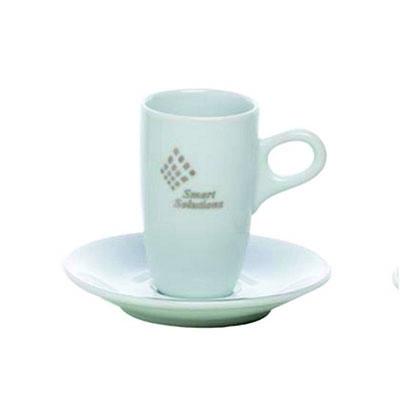 Dumont ABC Porcelanas Personalizadas - Xícara de café sofia alta sch porcelana.