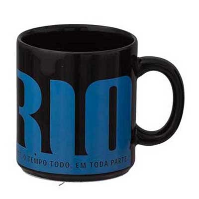 dumont-abc - Caneca reta 260ml colorida.