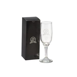 Dumont ABC - kit personalizado taça champanhe galante com embalagem.