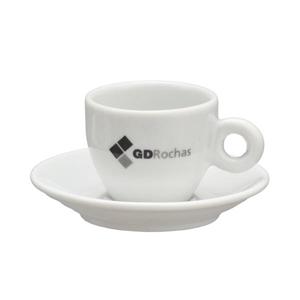 dumont-abc - Xícara de café personalizada italia.