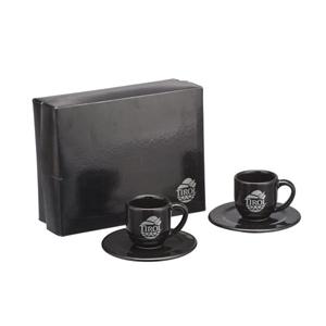 dumont-abc - Kit personalizado com 6 xícaras de café monac.