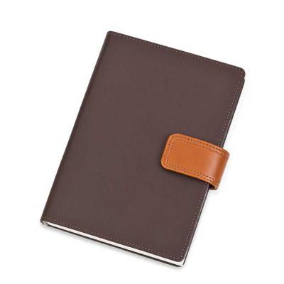 Secoli Brindes - Agenda com base estruturada e lingueta bicolor. Sua marca oferecendo facilidades no dia a dia!
