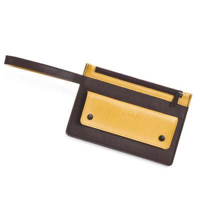 Secoli Brindes - Carteira com porta celular, dinheiro e cartões. Sua marca oferecendo facilidades na vida do cliente!