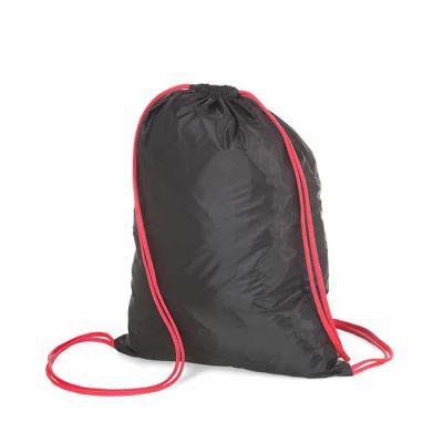 Saco mochila ideal para transportar pertences com praticidade e segurança. - Secoli Brindes
