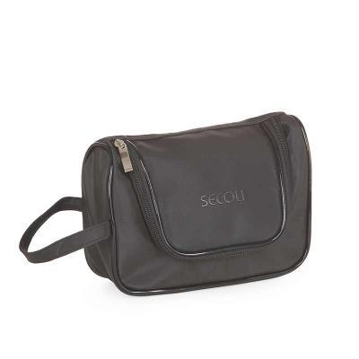 Secoli Brindes - Necessaire charmosa e prática, ideal para guardar e transportar itens pessoais no dia a dia e em viagens com segurança.