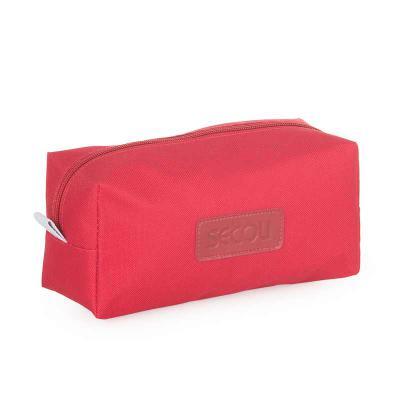 Secoli Brindes - Necessaire charmosa e com ótimo custo x benefício, ideal para guardar e transportar itens pessoais no dia a dia.