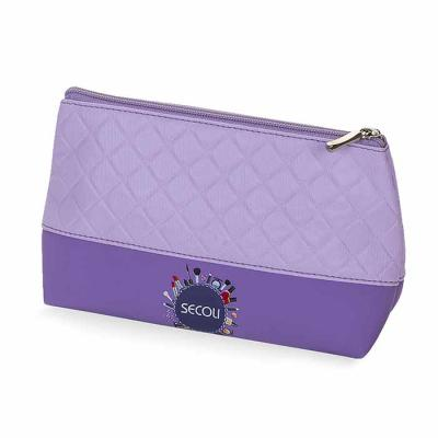 Secoli Brindes - Necessaire charmosa e prática, ideal para guardar no dia a dia seus pertences, além de transporta-los com segurança em viagens.