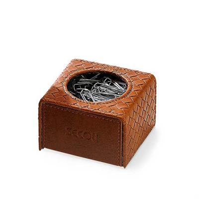 secoli-brindes - Organizador de mesa com base estruturada, ímã embutido e porta clips. Cative seu cliente com utilidade e mantenha sua marca sempre em evidência!