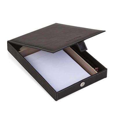 Organizador de mesa pratico e funcional, deixando sua marca presente no dia a dia do cliente - Secoli Brindes