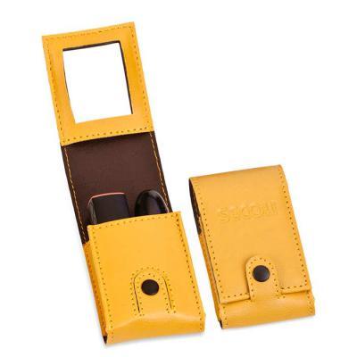 Secoli Brindes - Porta batom compacto. Garanta bem estar e beleza ao seu público!