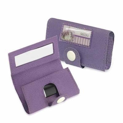 Secoli Brindes - Porta batom com espelho por um ótimo custo x benefício.Um toque de elegância, equipado com espelho para facilitar o retoque!