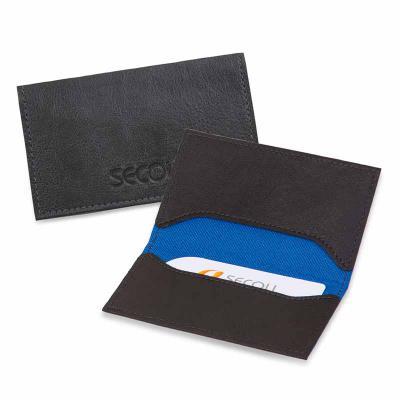 Secoli Brindes - Porta cartão pratico e funcional