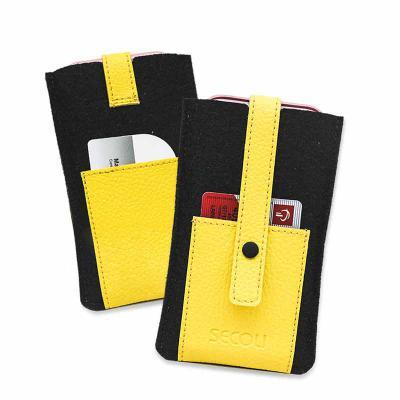 Secoli Brindes - Moderno, de uso diário, prático, protege o celular, cartões e notas, tornando-o multiuso.