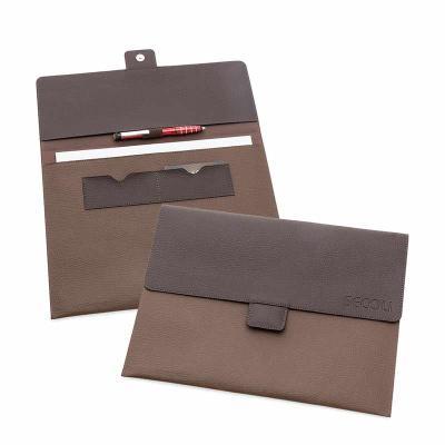 Secoli Brindes - Pasta envelope com base flexível com aba de fechamento.Sua marca oferecendo facilidades na vida do cliente!