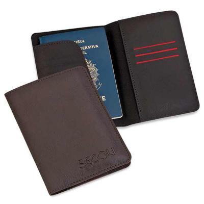 Porta Passaporte - Secoli Brindes