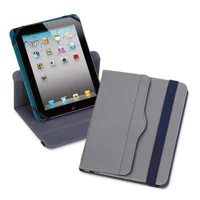 Porta tablet pratico, transporta seu tablet com elegancia e sofisticação, e também facilita a vis...