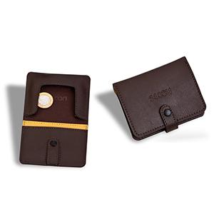 Secoli Brindes - Porta moeda com gravação personalizável.