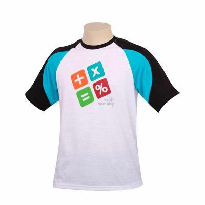 bonifor-brindes - Camisetas Gola redonda, manga curta. Personalizadas em Silk screen, bordado ou Sublimação.