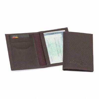 Detalhes Brindes - Porta documento personalizado
