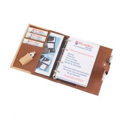 Detalhes Brindes - Porta bloco de mesa muito eficiente para anotações e ideal para divulgação de sua marca.