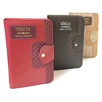 Detalhes Brindes - Capa porta bíblia personalizado em couro