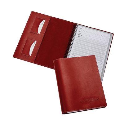 Detalhes Brindes - Porta-caderno personalizado