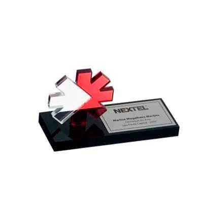 parceria - Troféu de premiação