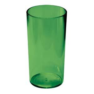 Kos Acrílicos - Copo alto confeccionado em acrílico. Capacidade 400 ml.