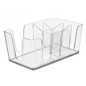 Kos Acrílicos - Organizador de mesa confeccionado em acrílico.