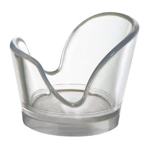 Kos Acrílicos - Porta copo confeccionado em acrílico.
