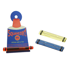 Kos Acrílicos - Squeezer, caixa com 50 unidades.