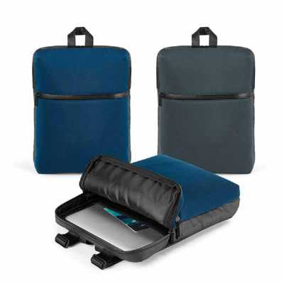 crazy-ideas - Mochila para notebook. Soft shell de alta densidade e c. sintético. Com 2 compartimentos. Compartimento posterior forrado, para notebook até 17'', com...