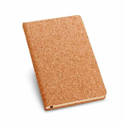 Crazy Ideas - Caderno capa dura cortiça personalizado
