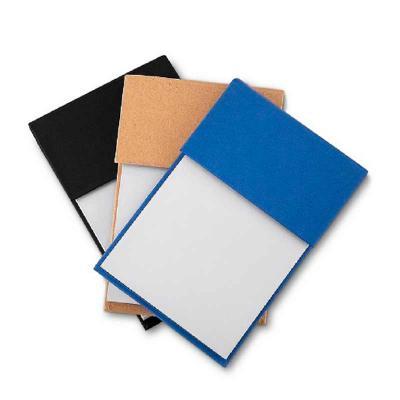 Crazy Ideas - Bloco de anotações ecológico com sticky notes personalizado