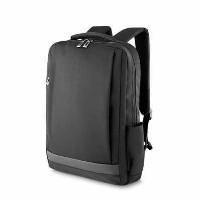 Crazy Ideas - Mochila para Notebook, tecido poliéster, bolso central com porta notebook, mais três bolsos interno porta tablet, celular e carteira, bolso frontal co...